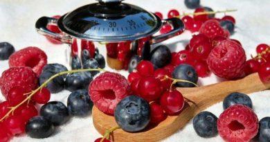 Bagas: Pequenas frutas que devemos consumir