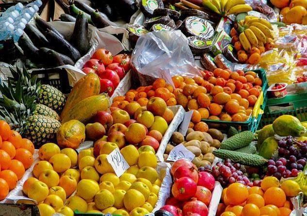 Frutas: Famílias de frutas comestíveis