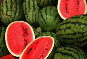 Frutas herbáceas anuais